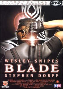 Blade (French edition) Cover