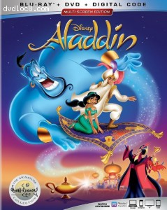 Aladdin: The Signature Collection [Blu-ray + DVD + Digital HD]