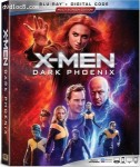 Cover Image for 'X-Men: Dark Phoenix [Blu-ray + Digital]'