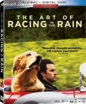 Cover Image for 'Art of Racing in the Rain, The [Blu-ray + Digital]'