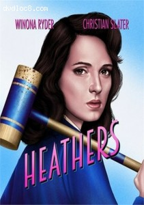 Heathers [Bluray] (SteelBook / 30th Anniversary Edition) Cover