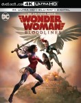 Cover Image for 'Wonder Woman: Bloodlines [4K Ultra HD + Blu-ray + Digital]'