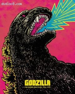 Cover Image for 'Godzilla: The Showa-Era Films, 1954-1975'