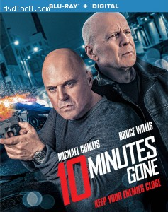 Cover Image for '10 Minutes Gone [Blu-ray + Digital]'