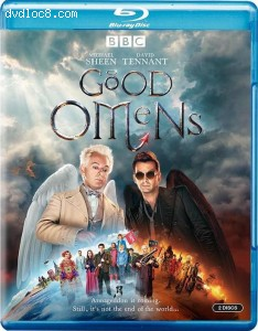 Cover Image for 'Good Omens'