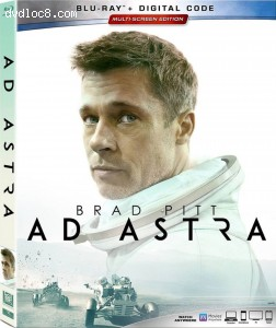 Cover Image for 'Ad Astra [Blu-ray + Digital]'