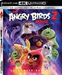 Cover Image for 'Angry Birds Movie 2, The [4K Ultra HD + Blu-ray + Digital]'