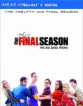 Cover Image for 'Big Bang Theory, The: The Twelfth and Final Season [Blu-ray + Digital]'