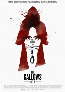 Gallows Act II, The Cover