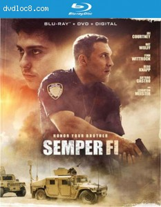 Semper Fi [Bluray] Cover