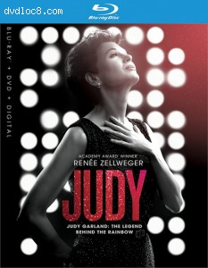 Judy [Bluray] Cover