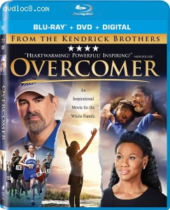 Overcomer [Blu-ray + DVD + Digital]