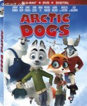 Cover Image for 'Arctic Dogs [Blu-ray + DVD + Digital]'