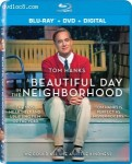 Cover Image for 'Beautiful Day in the Neighborhood, A [Blu-ray + DVD + Digital]'