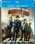 Cover Image for 'Zombieland: Double Tap [Blu-ray + DVD + Digital]'