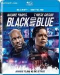 Cover Image for 'Black And Blue [Blu-ray + Digital]'