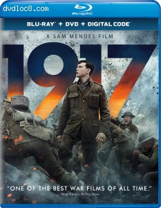 Cover Image for '1917 [Blu-ray + DVD + Digital]'