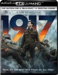Cover Image for '1917 [4K Ultra HD + Blu-ray + Digital]'