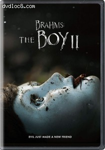 Brahms-The Boy II Cover
