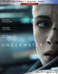 Cover Image for 'Underwater [Blu-ray + Digital]'