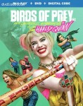 Cover Image for 'Birds of Prey and The Fantabulous Emancipation of one Harley Quinn [Blu-ray + DVD + Digital]'