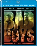 Cover Image for 'Bad Boys Collection [Blu-ray + Digital]'