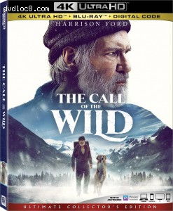 Call of the Wild, The [4K Ultra HD + Blu-ray + Digital] Cover