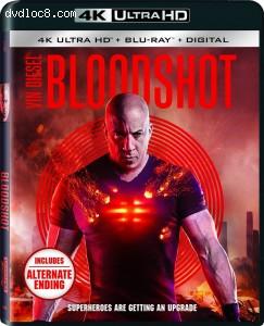 Cover Image for 'Bloodshot [4K Ultra HD + Blu-ray + Digital]'
