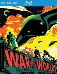 Cover Image for 'War of the Worlds, The (Criterion)'
