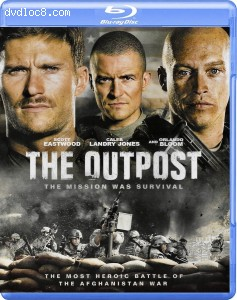Cover Image for 'Outpost, The'