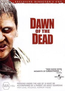 Dawn of the Dead: Director's Cut Cover