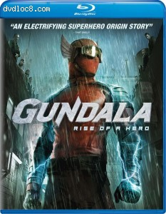 Cover Image for 'Gundala'