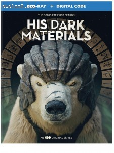 Cover Image for 'His Dark Materials: The Complete First Season [Blu-ray + Digital]'