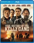 Cover Image for 'True History of the Kelly Gang'