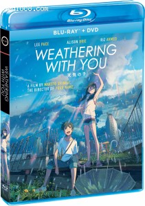 Cover Image for 'Weathering With You [Blu-ray + DVD]'