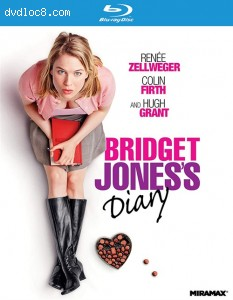 Bridget Jones's Diary (Theatrical Version) [Blu-ray + Digital] Cover