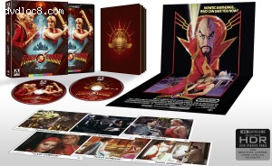 Cover Image for 'Flash Gordon (Limited Edition) [4K Ultra HD + Blu-ray]'