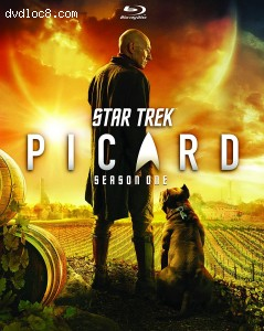 Cover Image for 'Star Trek: Picard - Season 1'