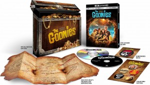 Goonies, The (Amazon Exclusive Gift Set) [4K Ultra HD + Blu-ray + Digital] Cover