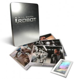 I, Robot: Two Disc Limited Edition Collector's Tin - Exclusive to Amazon.co.uk