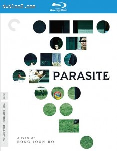 Cover Image for 'Parasite (Criterion Collection)'