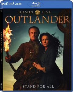 Cover Image for 'Outlander: Season Five'