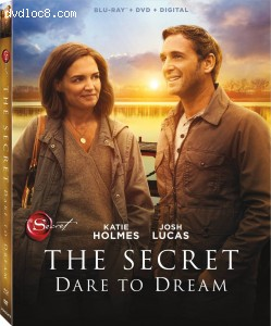 Cover Image for 'Secret, The: Dare to Dream [Blu-ray + DVD + Digital]'