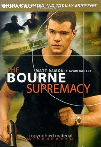 Bourne Supremacy, The (Widescreen)