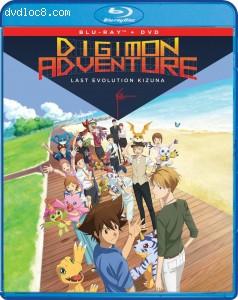 Cover Image for 'Digimon Adventure: Last Evolution Kizuna [Blu-ray + DVD]'