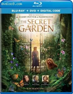 Cover Image for 'Secret Garden, The [Blu-ray + DVD + Digital]'