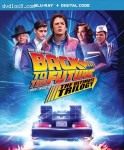 Cover Image for 'Back to the Future: The Ultimate Trilogy [Blu-ray + Digital]'