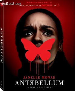 Cover Image for 'Antebellum [Blu-ray + DVD + Digital]'