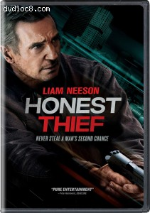Honest Thief Cover