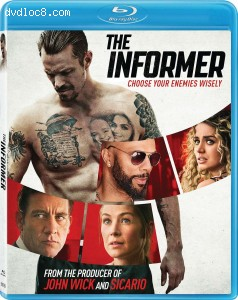 Cover Image for 'Informer, The'